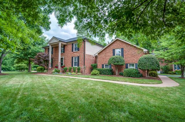 5732 Spring House Way, Brentwood, TN 37027 (MLS #RTC2162480) :: The Huffaker Group of Keller Williams