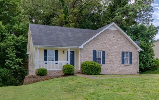 931 Drum Ln, Clarksville, TN 37043 (MLS #RTC2162528) :: Berkshire Hathaway HomeServices Woodmont Realty