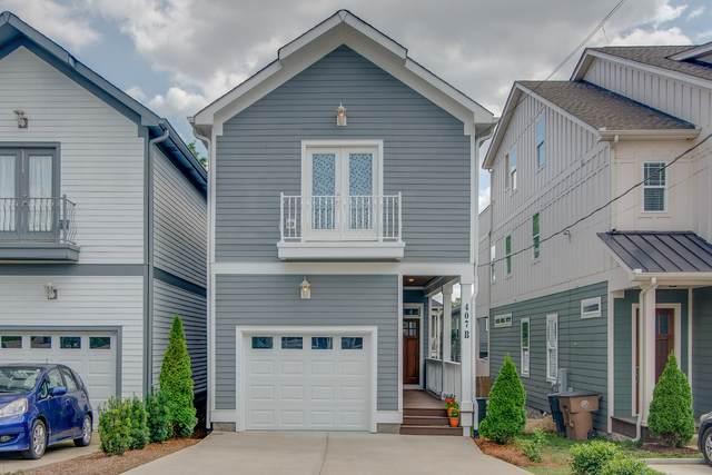 407B Theresa Ave, Nashville, TN 37205 (MLS #RTC2162530) :: Village Real Estate