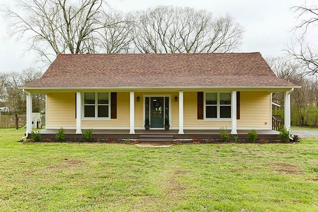 207 Liberty Pike, Bell Buckle, TN 37020 (MLS #RTC2162553) :: Village Real Estate