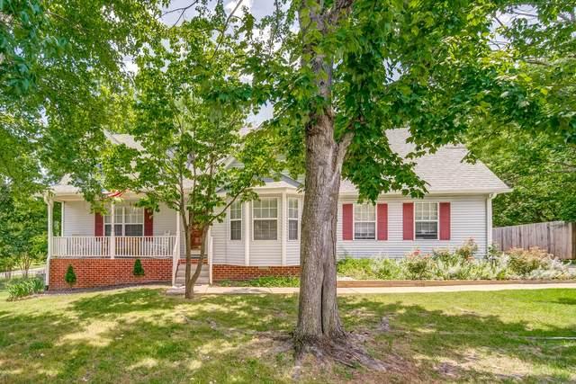 161 Merritt Dr, La Vergne, TN 37086 (MLS #RTC2162586) :: Village Real Estate