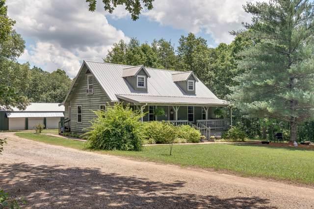 445 Peters Rd, Summertown, TN 38483 (MLS #RTC2162671) :: Fridrich & Clark Realty, LLC