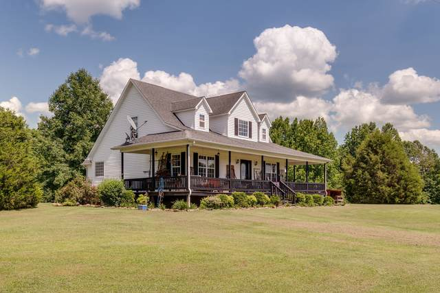 125 Sickler Rd, Hohenwald, TN 38462 (MLS #RTC2162692) :: Village Real Estate