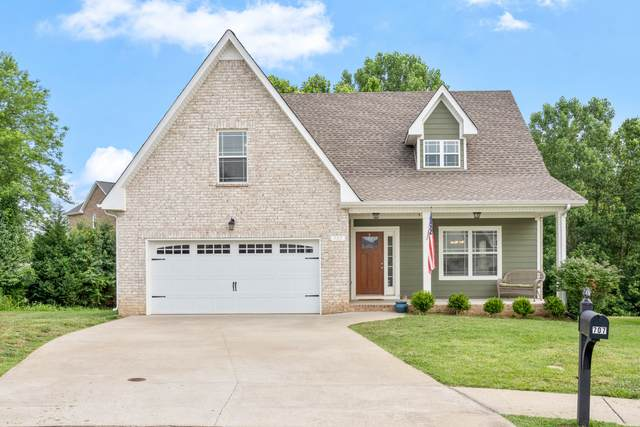 707 Valencia Dr, Clarksville, TN 37043 (MLS #RTC2162708) :: The Matt Ward Group