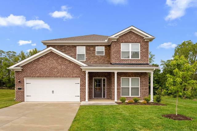411 Bryce Canyon Way, Gallatin, TN 37066 (MLS #RTC2162762) :: The Milam Group at Fridrich & Clark Realty