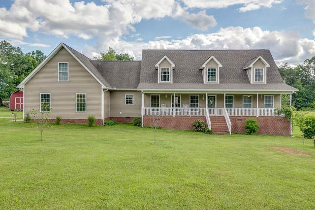 766 Barker Rd, Palmer, TN 37365 (MLS #RTC2162763) :: Ashley Claire Real Estate - Benchmark Realty