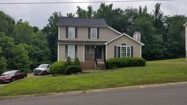 927 Sugarcane Way, Clarksville, TN 37040 (MLS #RTC2162788) :: John Jones Real Estate LLC