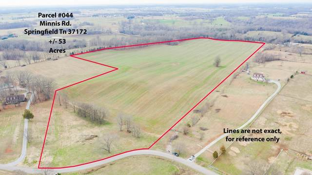 53 Minnis, Springfield, TN 37172 (MLS #RTC2162849) :: Ashley Claire Real Estate - Benchmark Realty