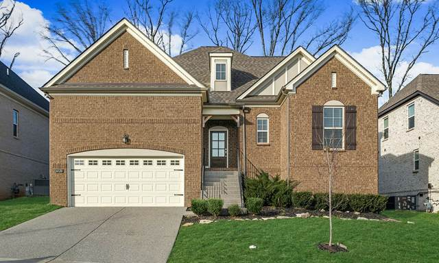6120 Christmas Dr, Nolensville, TN 37135 (MLS #RTC2162861) :: Felts Partners