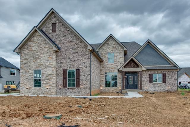 9904 Bluegill Court, Murfreesboro, TN 37128 (MLS #RTC2163017) :: RE/MAX Homes And Estates