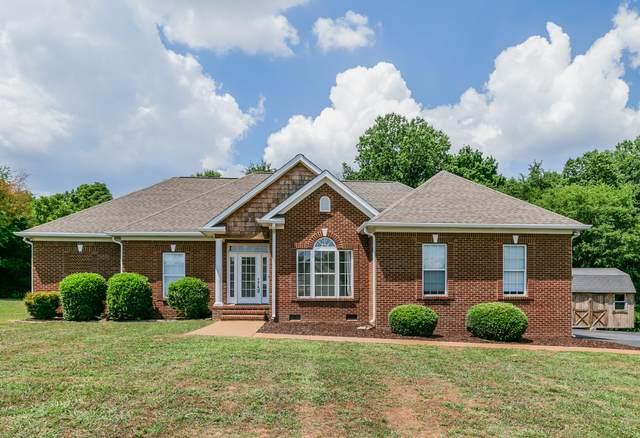 2205 April Springs Ct, Spring Hill, TN 37174 (MLS #RTC2163070) :: Village Real Estate