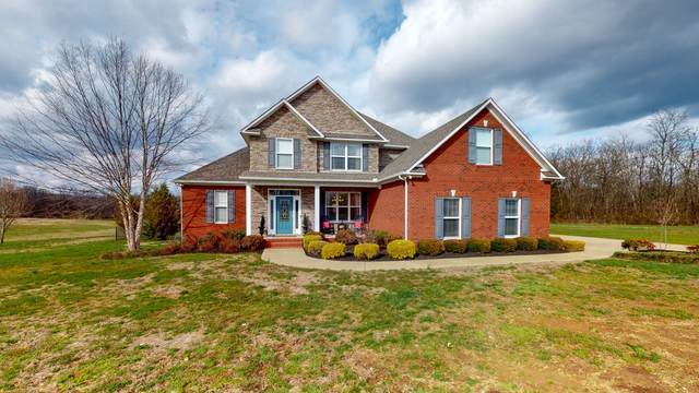 728 Baker Rd., Columbia, TN 38401 (MLS #RTC2163174) :: Nashville on the Move