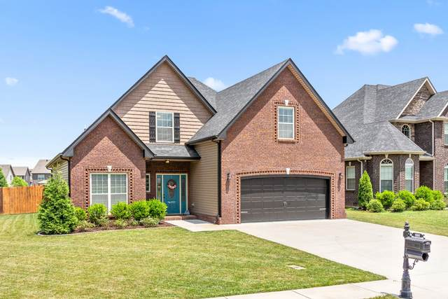 3725 Windmill Dr, Clarksville, TN 37040 (MLS #RTC2163208) :: Maples Realty and Auction Co.