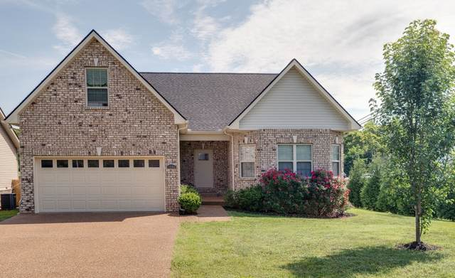 1600 Witt Hill Dr, Spring Hill, TN 37174 (MLS #RTC2163238) :: Maples Realty and Auction Co.