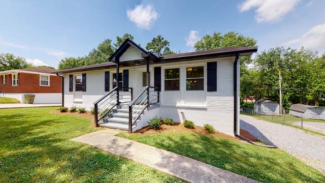 320 Louise Ave, Gallatin, TN 37066 (MLS #RTC2163249) :: Ashley Claire Real Estate - Benchmark Realty