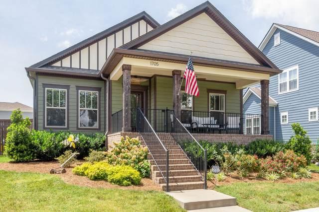1705 Park Terrace Ln, Nolensville, TN 37135 (MLS #RTC2163261) :: Five Doors Network