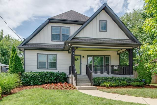 5209 Nevada Ave, Nashville, TN 37209 (MLS #RTC2163272) :: RE/MAX Homes And Estates
