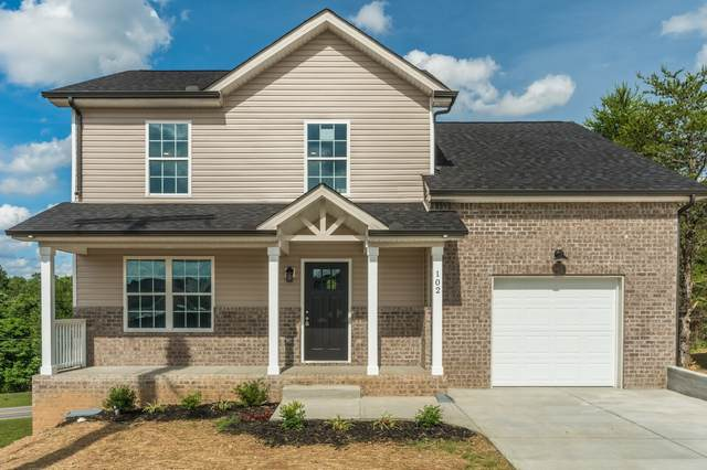 102 Sage Dr, Springfield, TN 37172 (MLS #RTC2163274) :: DeSelms Real Estate
