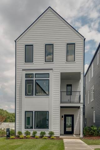 207 Sterling Point Circle, Nashville, TN 37209 (MLS #RTC2163286) :: Ashley Claire Real Estate - Benchmark Realty