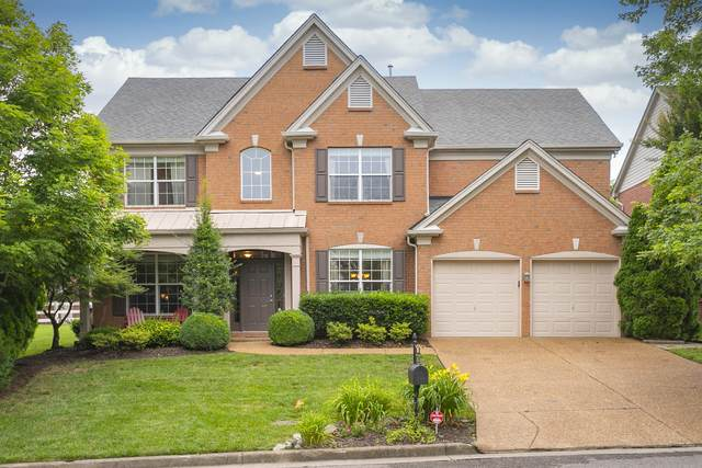 5316 Greystoke Dr, Brentwood, TN 37027 (MLS #RTC2163293) :: Nashville on the Move