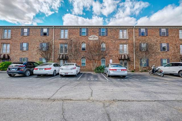 1808 State St #203, Nashville, TN 37203 (MLS #RTC2163301) :: Christian Black Team