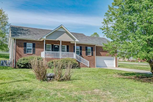 109 Montgomery Bell Dr, Burns, TN 37029 (MLS #RTC2163307) :: Exit Realty Music City