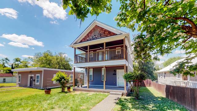 1703 11th Ave N, Nashville, TN 37208 (MLS #RTC2163327) :: The Helton Real Estate Group