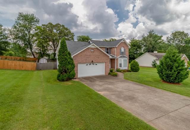 3433 E Henderson Way, Clarksville, TN 37042 (MLS #RTC2163355) :: The Helton Real Estate Group