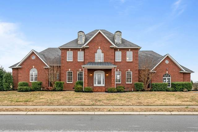 815 Stonebrook Dr, Lebanon, TN 37087 (MLS #RTC2163499) :: Nashville on the Move