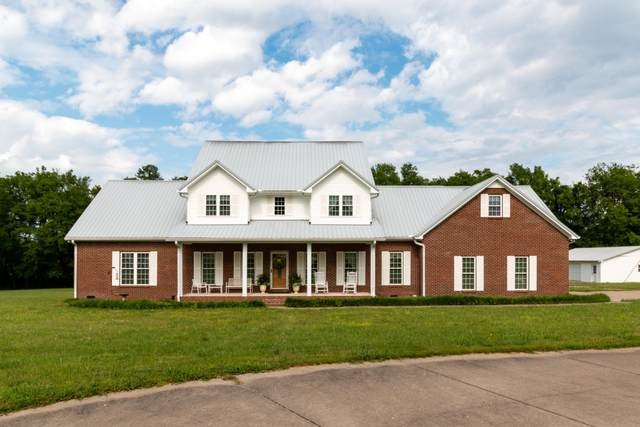 2300 Claude Fox Rd, Cornersville, TN 37047 (MLS #RTC2163576) :: Nashville on the Move