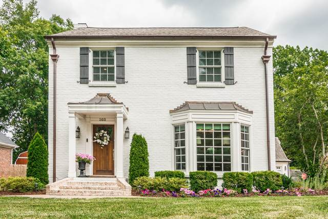 103 Yorktown Rd, Franklin, TN 37064 (MLS #RTC2163584) :: The Miles Team | Compass Tennesee, LLC