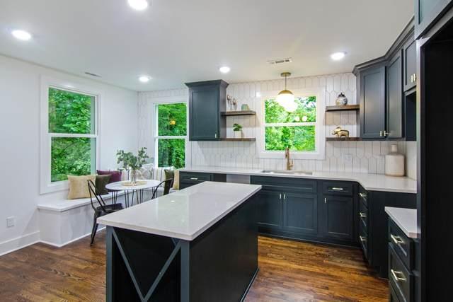 2206 Sandra Dr, Nashville, TN 37210 (MLS #RTC2163610) :: Village Real Estate