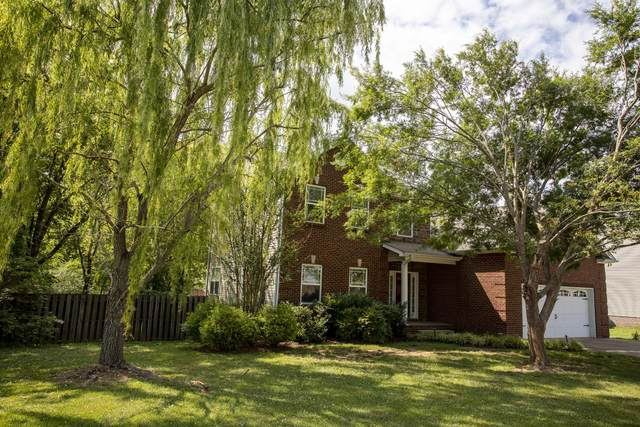 1011 Hummingbird Ln, Spring Hill, TN 37174 (MLS #RTC2163639) :: Village Real Estate