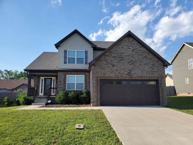 1007 Sunrise Dr, Clarksville, TN 37042 (MLS #RTC2163652) :: RE/MAX Homes And Estates