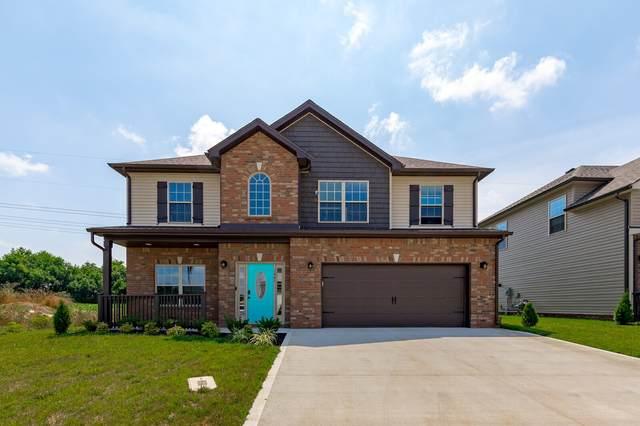 1441 Millet Dr, Clarksville, TN 37040 (MLS #RTC2163660) :: Village Real Estate