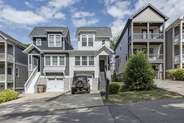 1308B Pillow St, Nashville, TN 37203 (MLS #RTC2163665) :: The Miles Team | Compass Tennesee, LLC