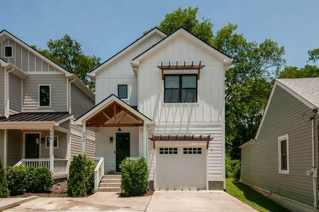 506 Croley Dr, Nashville, TN 37209 (MLS #RTC2163694) :: Stormberg Real Estate Group