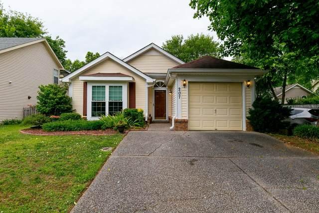 207 Montrose Ct, Franklin, TN 37069 (MLS #RTC2163710) :: John Jones Real Estate LLC