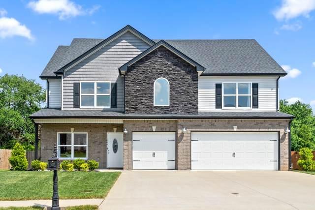1044 Thrasher Dr, Clarksville, TN 37040 (MLS #RTC2163712) :: The Group Campbell powered by Five Doors Network