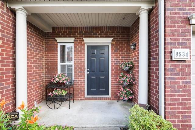 8534 Calistoga Way, Brentwood, TN 37027 (MLS #RTC2163739) :: Village Real Estate