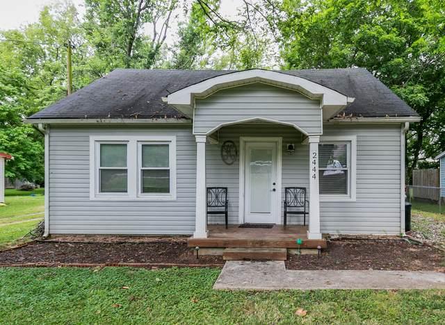 2444 Depot St, Spring Hill, TN 37174 (MLS #RTC2163766) :: John Jones Real Estate LLC