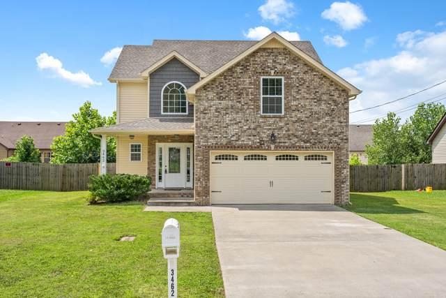 3462 Bradfield Dr, Clarksville, TN 37042 (MLS #RTC2163805) :: Village Real Estate