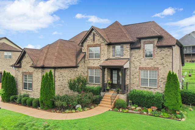 1010 Del Ray Trl, Hendersonville, TN 37075 (MLS #RTC2163827) :: Nashville on the Move