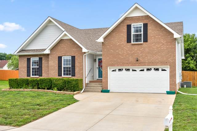 3916 Gaine Dr, Clarksville, TN 37040 (MLS #RTC2163837) :: RE/MAX Homes And Estates