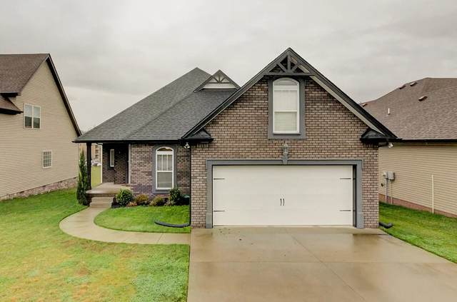 664 White Face Dr, Clarksville, TN 37040 (MLS #RTC2163937) :: The Miles Team | Compass Tennesee, LLC