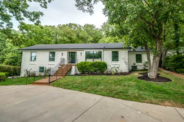 5738 Knob Rd, Nashville, TN 37209 (MLS #RTC2164001) :: Village Real Estate