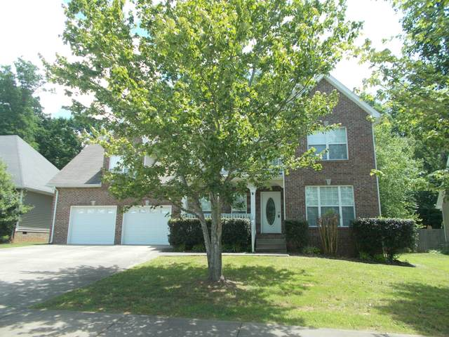 143 Betsy Way Dr, Pleasant View, TN 37146 (MLS #RTC2164014) :: Nashville on the Move
