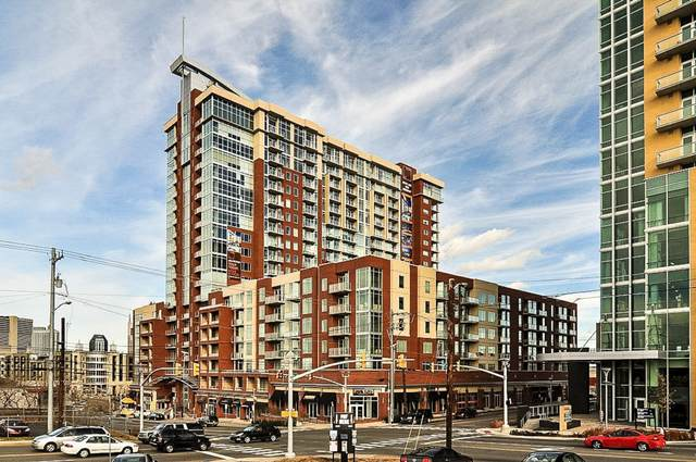 600 12th Ave S #415, Nashville, TN 37203 (MLS #RTC2164029) :: RE/MAX Homes And Estates