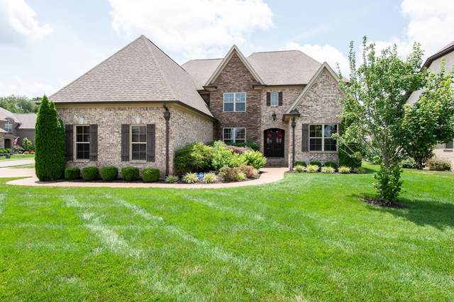 1783 Witt Way Dr, Spring Hill, TN 37174 (MLS #RTC2164077) :: Cory Real Estate Services