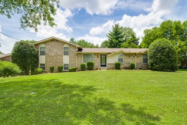 102 Paradise Dr, Hendersonville, TN 37075 (MLS #RTC2164079) :: Fridrich & Clark Realty, LLC